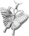 Antique butterfly cremation jewellery urn jewellery
