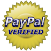 PayPal Verified Logo