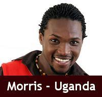 Morris Mugisha BBA3 Representative from Uganda